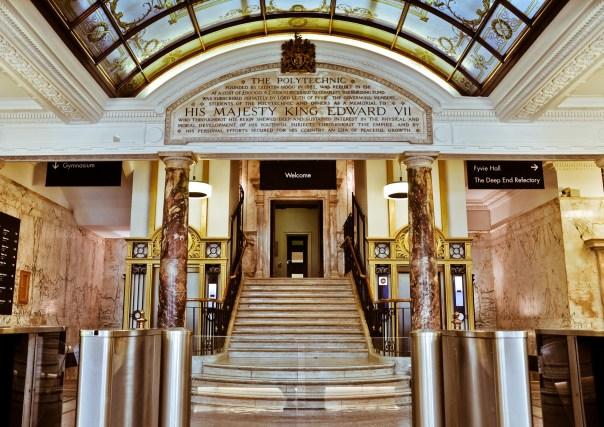 University_of_Westminster_Foyer